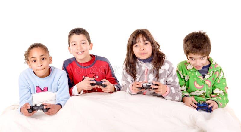 Видеоигры стоковые изображения