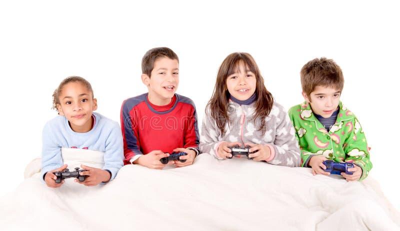 Видеоигры стоковое изображение rf