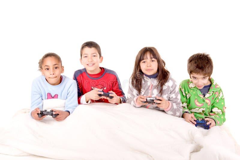 Видеоигры стоковые фотографии rf