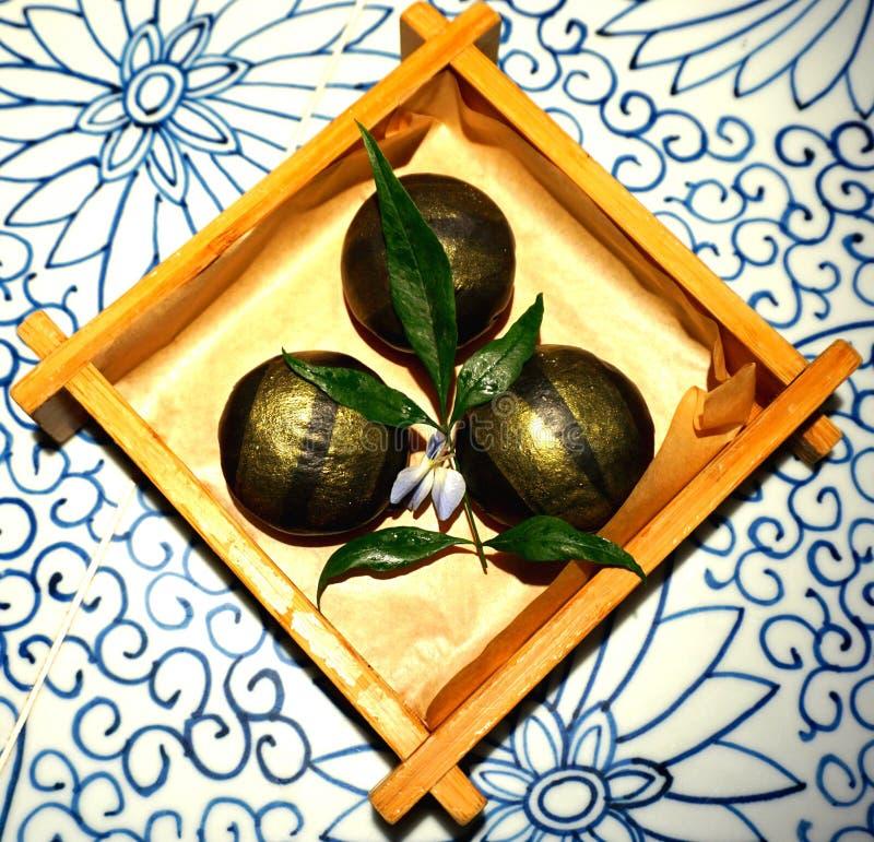 Вид очень вкусной еды традиционного китайския стоковые изображения