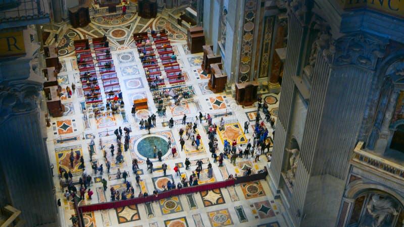 Download Вид с воздуха от купола базилики St Peters в Риме Редакционное Фотография - изображение насчитывающей зодчества, rome: 81807317