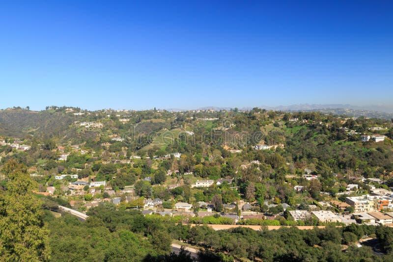 Вид с воздуха aera westwood стоковые фото