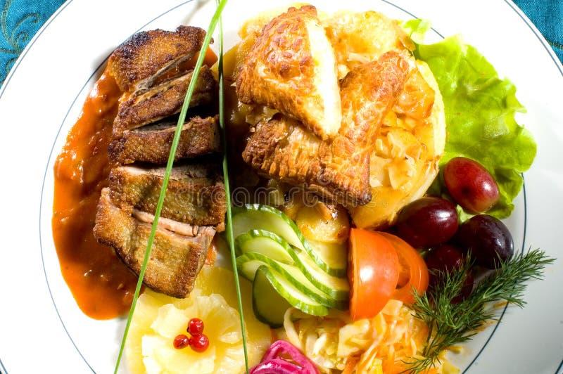 вкусная еда 12 стоковые изображения rf