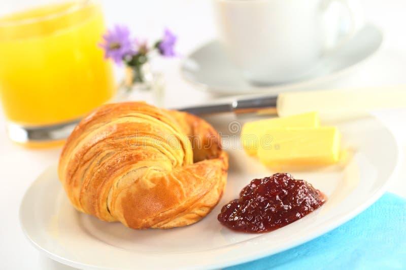 вкусное завтрака континентальное стоковые фотографии rf