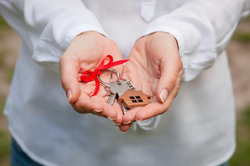 владение принципиальной схемы домашнее Недвижимость и свойство стоковое фото