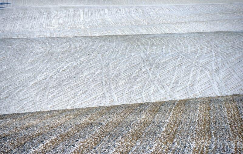 влияние делает по образцу ветер солнца снежка результата стоковое изображение
