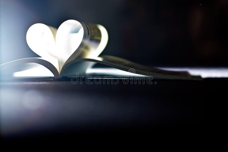 влюбленность книг i стоковые фото