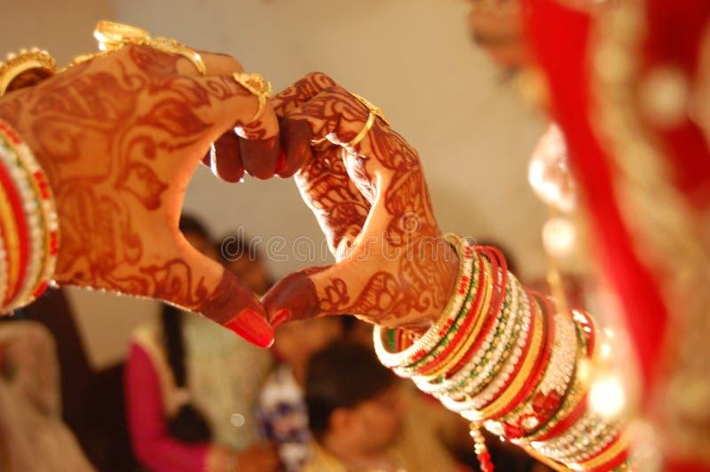 Влюбленность невесты стоковое фото
