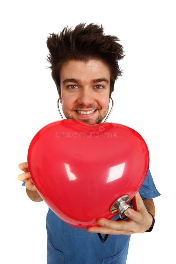 влюбленность сердца ваша стоковые изображения rf