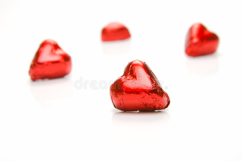 Download влюбленность шоколада стоковое изображение. изображение насчитывающей бело - 6859501