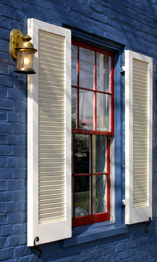 внешнее окно стоковое изображение