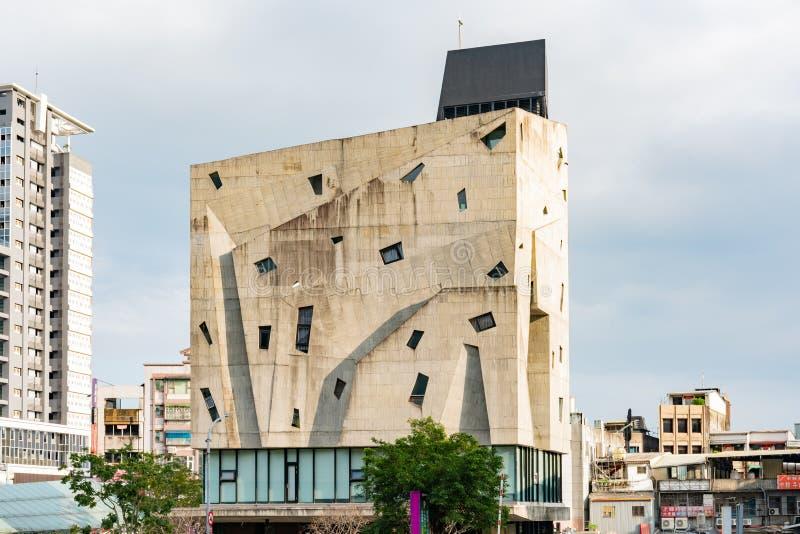 Внешний взгляд городской ратуши стоковая фотография rf