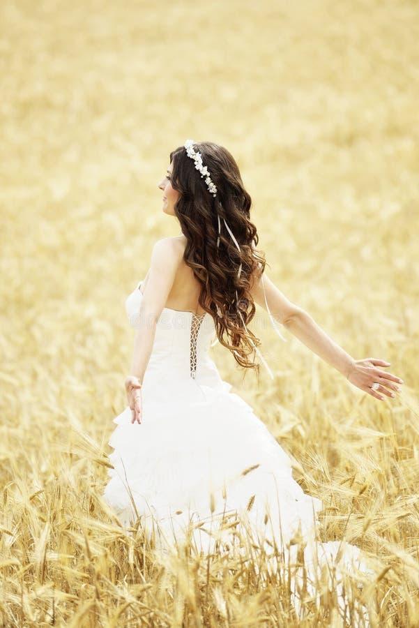 Download Внешний усмехаться невесты стоковое изображение. изображение насчитывающей ангеликового - 41659723