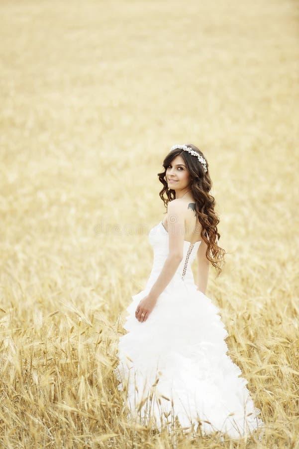 Download Внешний усмехаться невесты стоковое изображение. изображение насчитывающей случай - 41659911