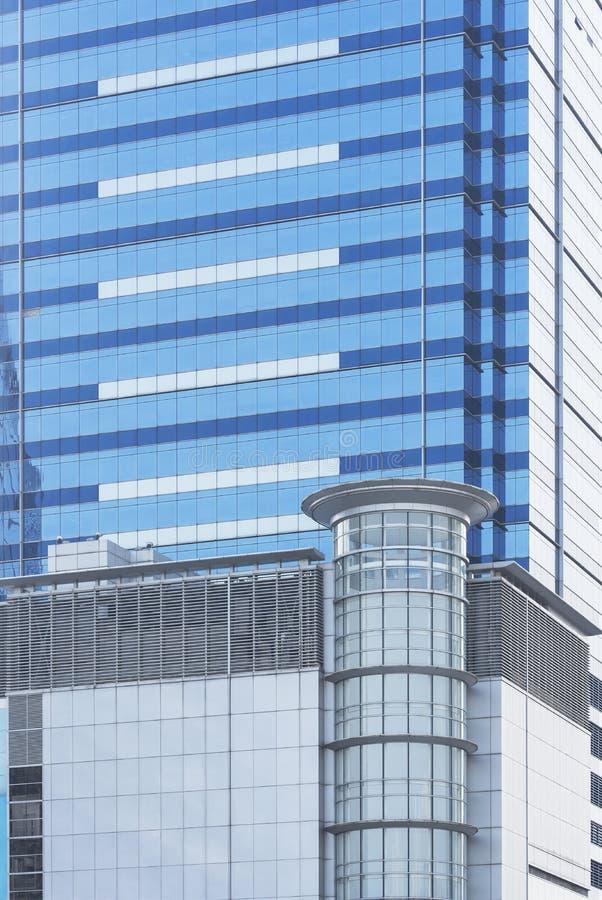 Внешняя часть современного здания стоковые фотографии rf