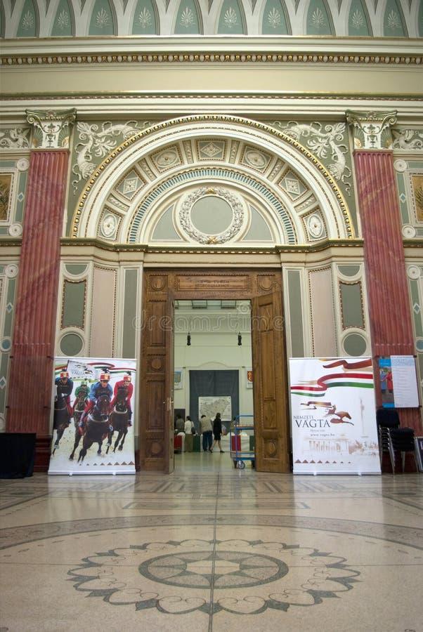 внутреннее kunsthalle стоковые фотографии rf