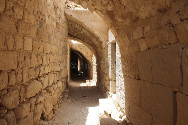 Внутренние руины стоковое изображение rf