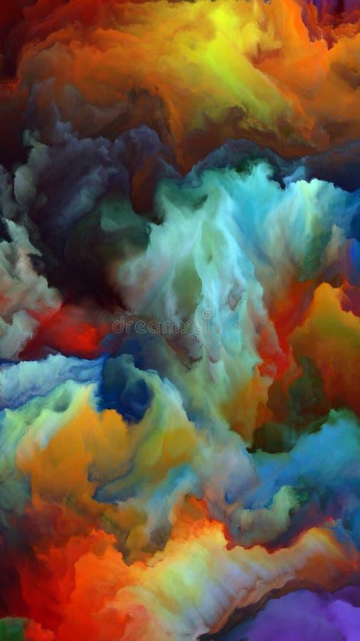 Download Внутренняя жизнь атмосферы чужеземца Иллюстрация штока - иллюстрации насчитывающей состав, конструкция: 81803622