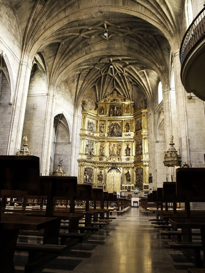 Внутренняя христианская церковь стоковое фото