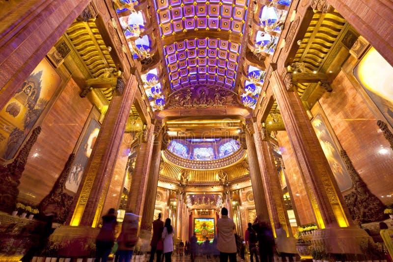 Внутри здания - залы стоковое фото rf