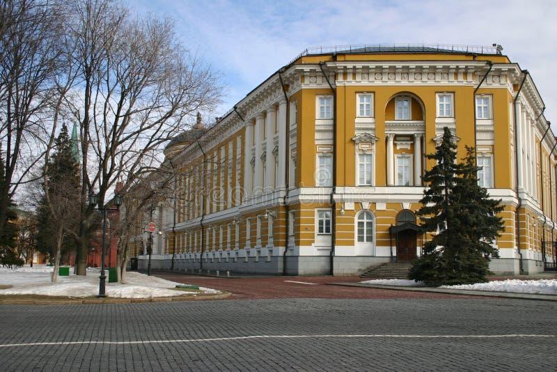 Внутри Кремля 2 стоковые изображения