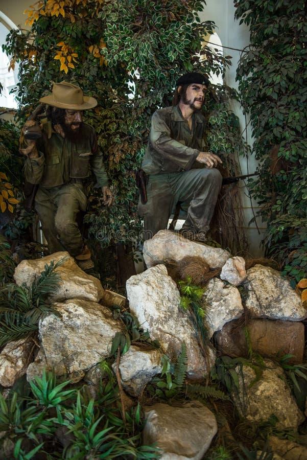 Внутри музея революции в Гаване, Куба стоковое изображение