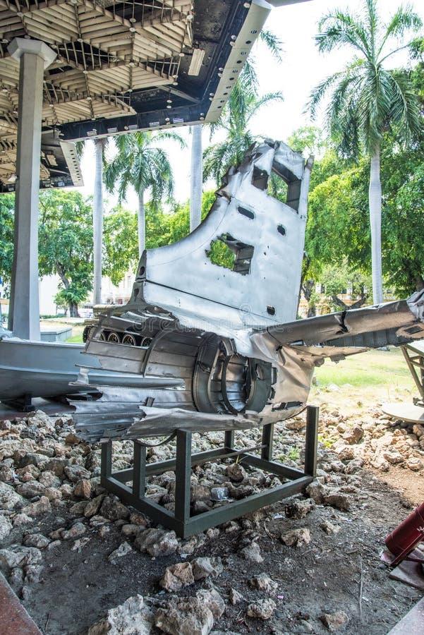 Внутри музея революции в Гаване, Куба стоковые изображения rf