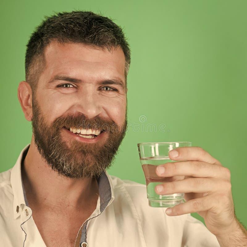 Вода и здоровье Источник и здравоохранение жизни стоковые фото