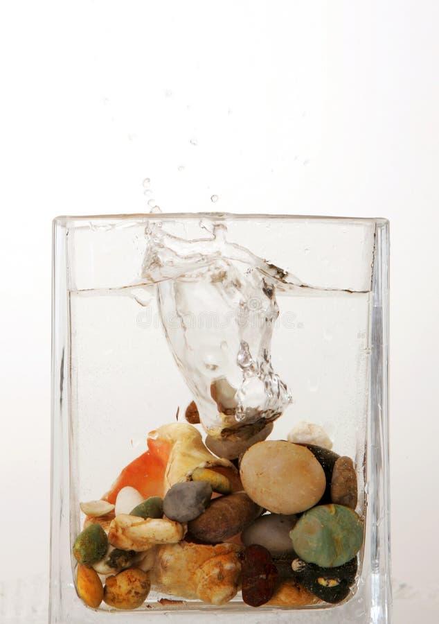 вода камней стоковая фотография