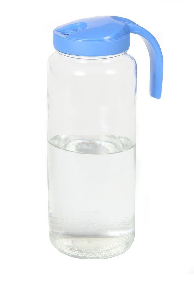 вода кувшина стоковое изображение rf
