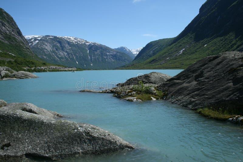 вода ледника стоковые изображения rf