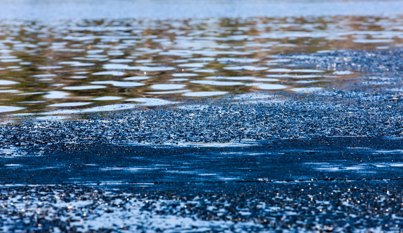 вода льда стоковые фотографии rf