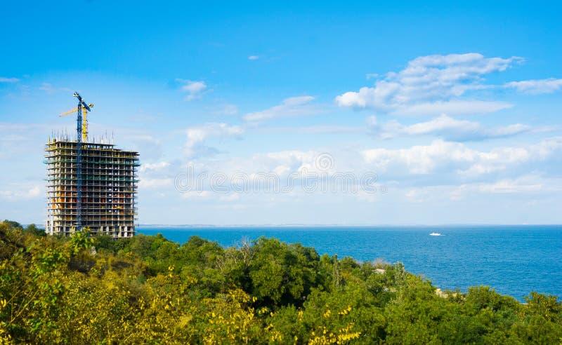 Вода пляжа Панама (город), океан, США, берег, много стоковые изображения