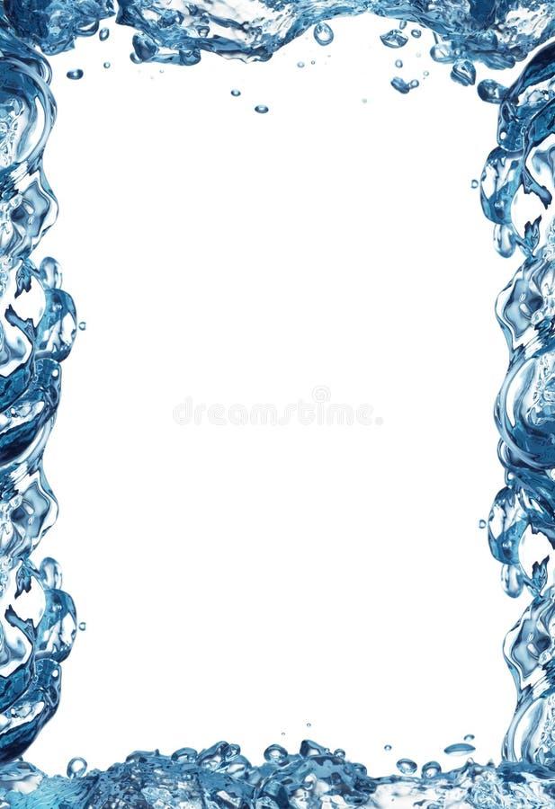 вода пузыря стоковое изображение rf