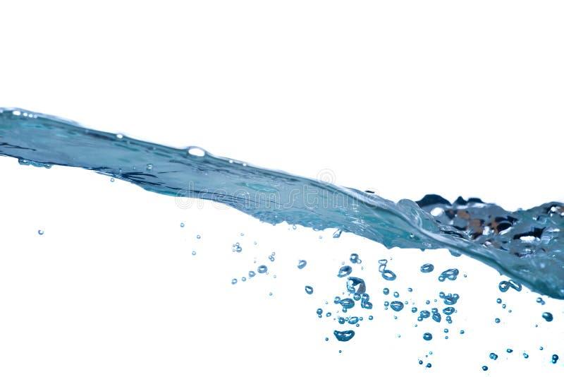 вода пузыря стоковая фотография