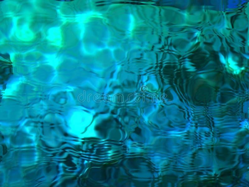 вода пульсаций стоковая фотография rf