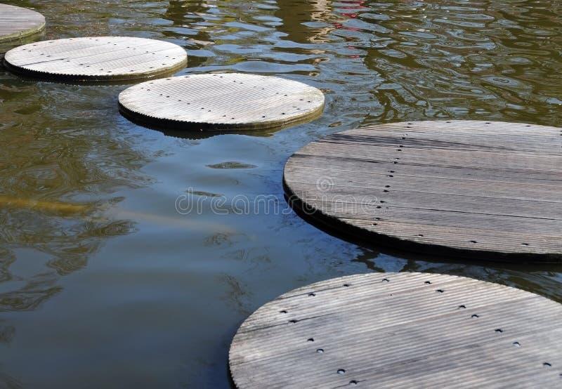 вода путя стоковые изображения rf