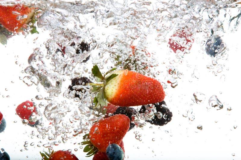вода свежих фруктов стоковые изображения