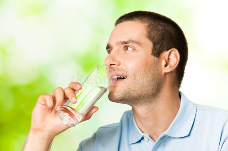вода человека стоковые изображения rf