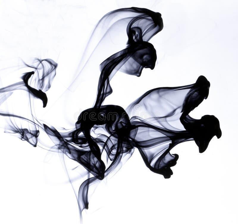 вода чернил стоковая фотография rf