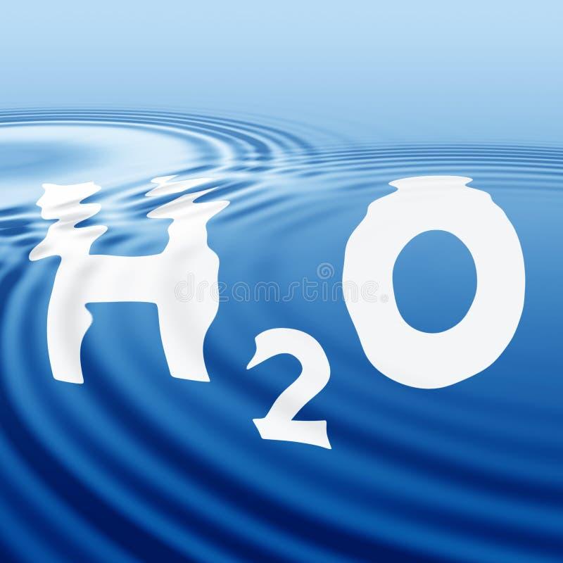вода иллюстрация штока