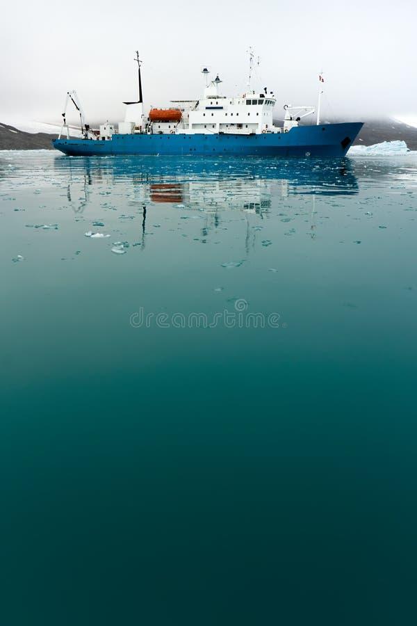 вода icebreaker ледистая стоковые изображения rf
