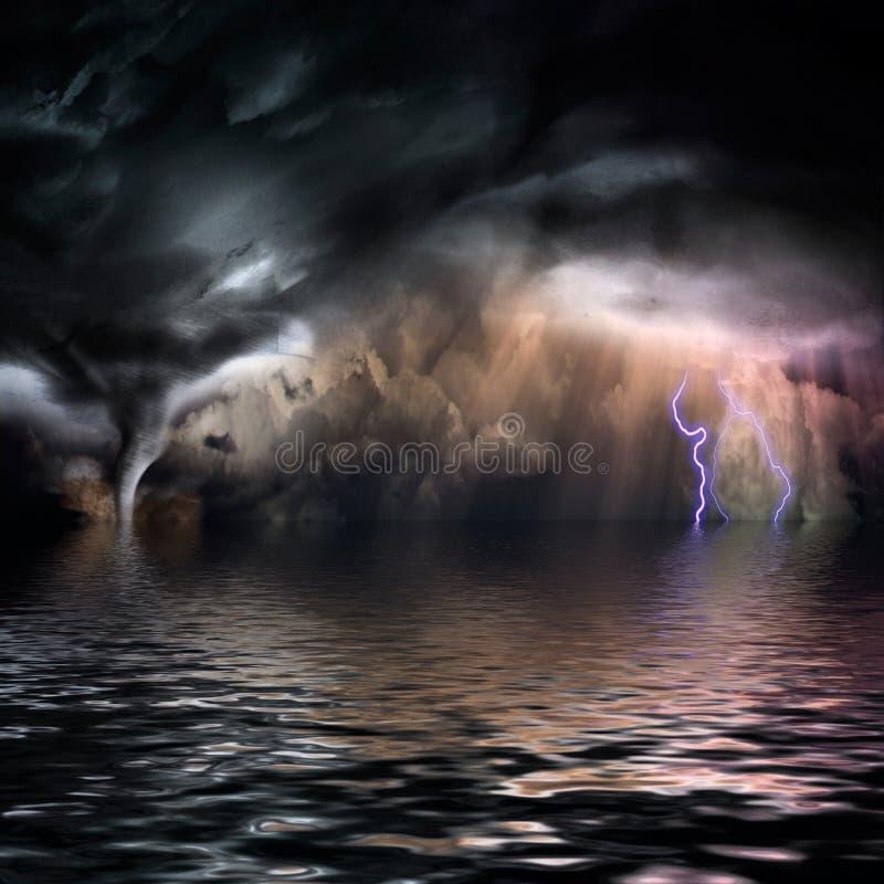 вода spout иллюстрация вектора