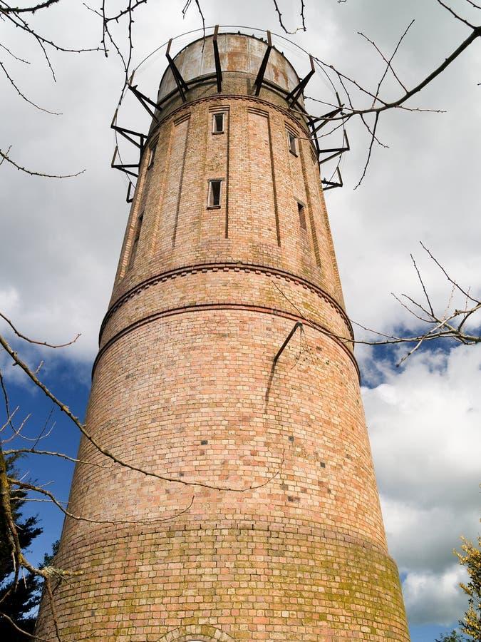 Водонапорная башня Кембриджа, Новая Зеландия стоковое фото rf