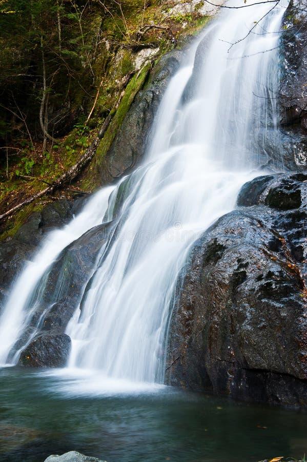 водопад Вермонта стоковые фотографии rf