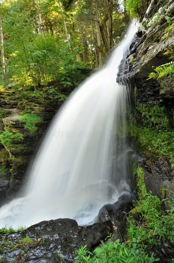 водопад Пенсильвании стоковая фотография