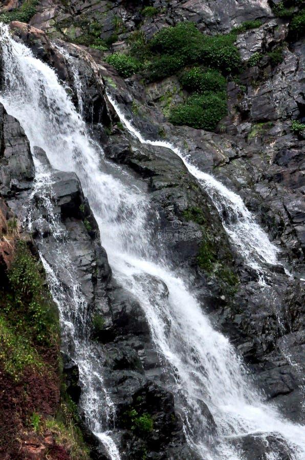 водопад 4 стоковое изображение