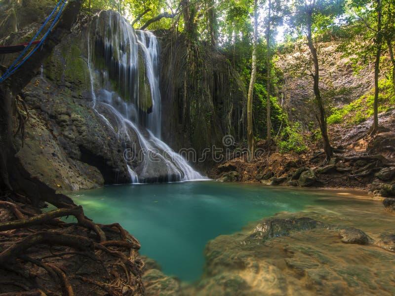 Водопад Ai Kalela стоковое изображение rf