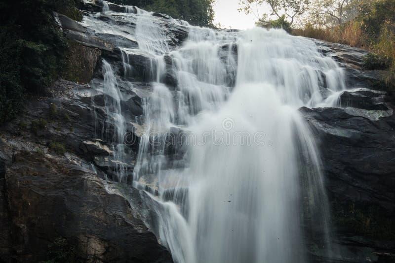 Водопад Chiangmai в Таиланде стоковое фото