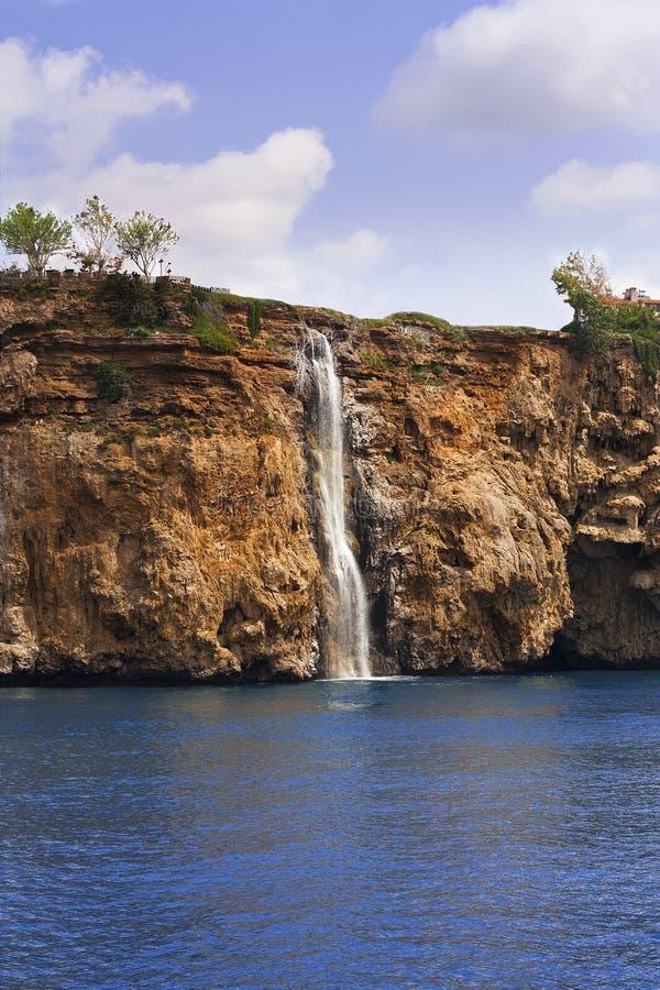 Водопад Duden стоковая фотография